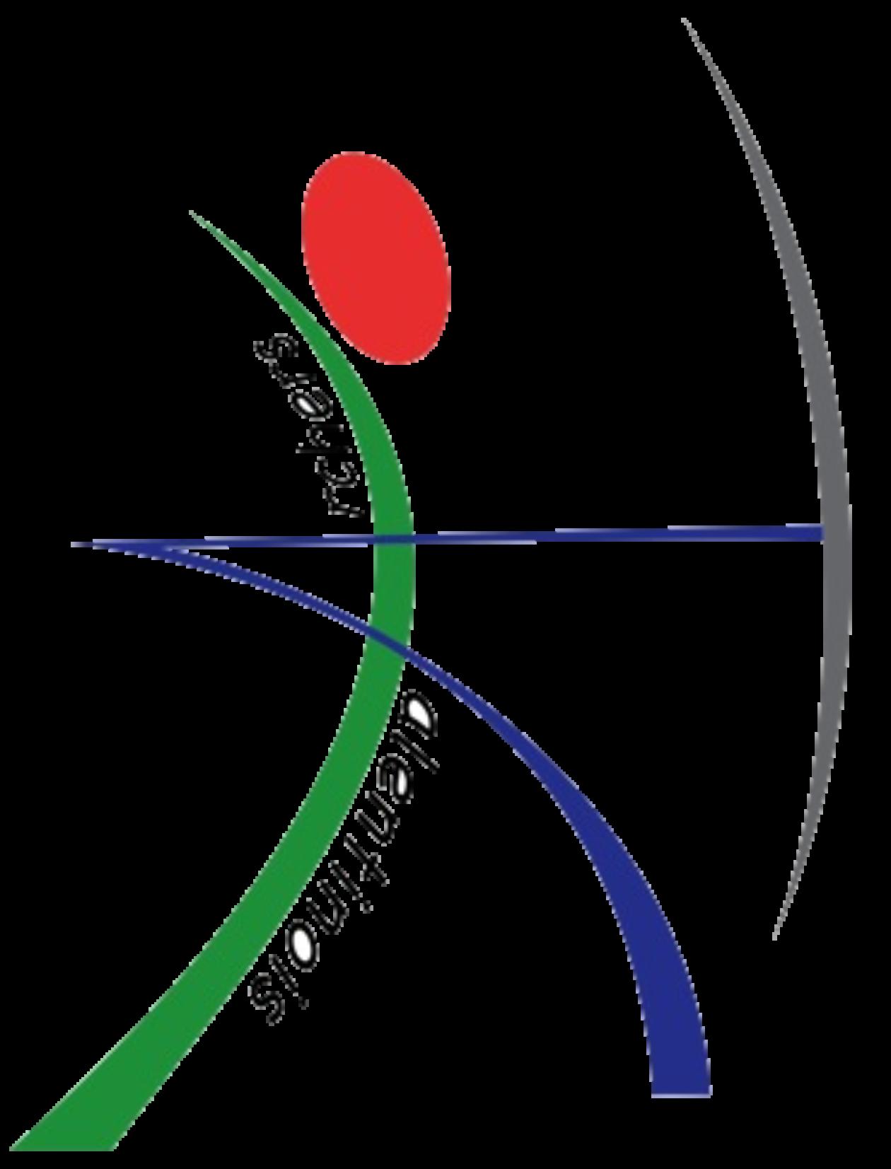 Les archers Valentinois - logo du club