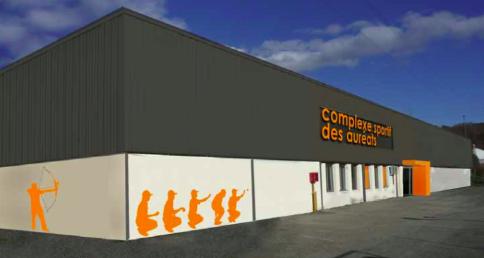 Complexe Sportif des Auréats - sites pour la pratique du tir à l'arc en salle